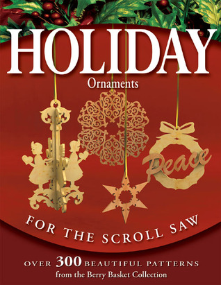 Holiday Ornaments for the Scroll Saw EPUB