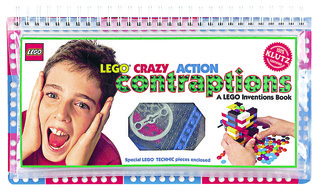 Lego Crazy Action Contraptions: A Lego Inventions Book