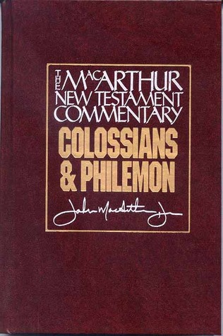 Colossians and philemon new testament commentary by john f 152741 fandeluxe Images