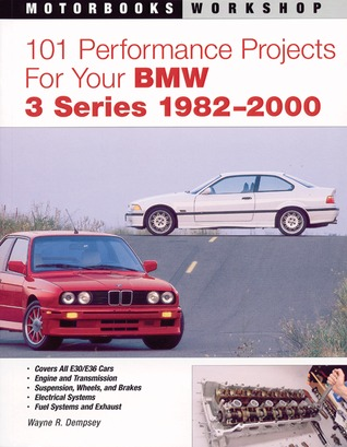 Descargador de libros en línea google en pdf 101 Performance Projects for Your BMW 3 Series 1982-2000