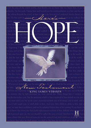 Here's Hope Bible: King James Version, New Testament