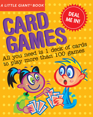 A Little Giant® Book: Card Games