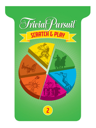 TRIVIAL PURSUIT® Scratch  Play #2