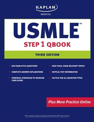 USMLE Step 1 Qbook by Kaplan Inc
