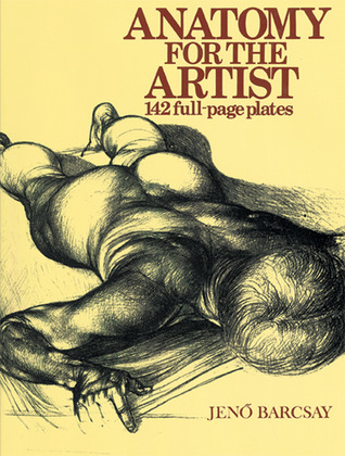Anatomy for the Artist by Jenő Barcsay