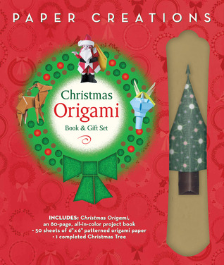 Paper Creations: Christmas Origami BookGift Set