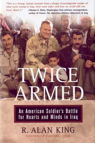 Twice Armed by R. Alan King