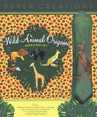 ePaper Creations: Wild Animal Origami Book  Gift Set