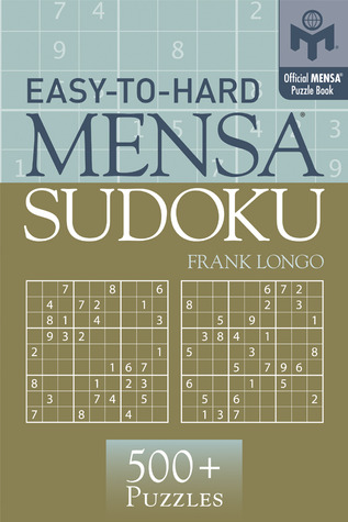Easy-to-Hard Mensa® Sudoku