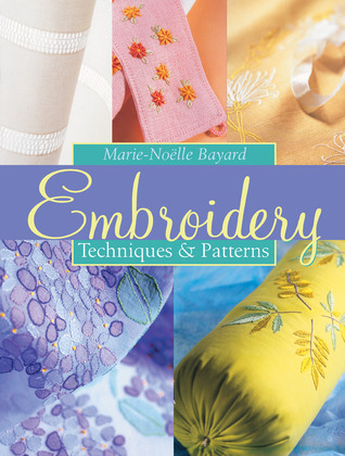 Embroidery: Techniques  Patterns