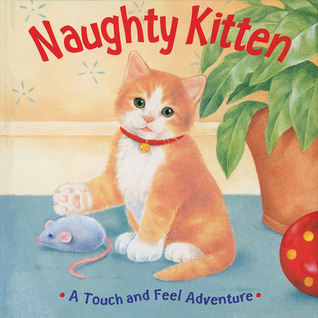 Naughty Kitten: A Touch and Feel Adventure