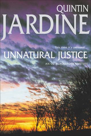 Unnatural Justice (Oz Blackstone series, #7)