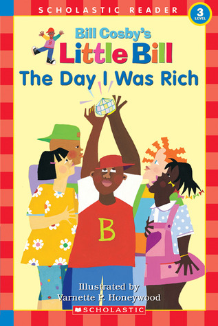 Little Bill #09: The Day I Was Rich (level 3)