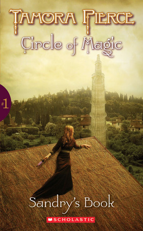 Circle of Magic series by Tamora Pierce thumbnail