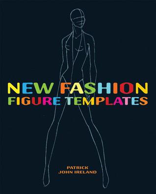 New Fashion Figure Templates: Over 250 Templates