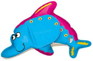 Danny Dolphin: Inflatable Bath Book