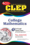 CLEP College Mathematics w/ TestWare CD