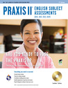 Praxis II English Subject Assessments (0041, 0042, 0043, 0049) W/CD-ROM, 2nd Edition (Rea) - The Best Teachers Test Prep for the Praxis