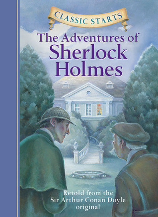 The Adventures of Sherlock Holmes by Chris Sasaki