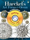 Haeckel's Art Forms from the Ocean CD-ROM and Book