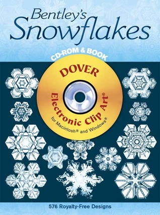 Bentley's Snowflakes CD-ROM and Book
