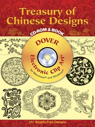 Treasury of Chinese Designs CD-ROM and Book