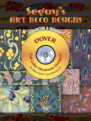 Seguy's Art Deco Designs CD-ROM and Book