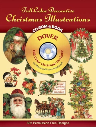 Decorative Christmas Illustrations by Dover Publications Inc.