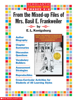 From the Mixed Up Files of Mrs. Basil E. Frankweiler by Terry Cooper