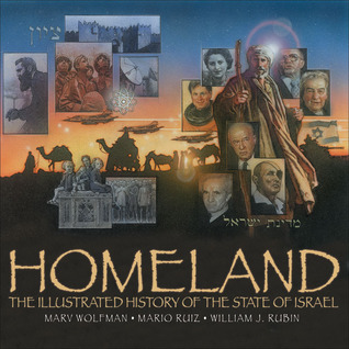 Homeland by Marv Wolfman