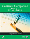 Contracts Companion for Writers [With CDROM] by Tonya Evans-Walls