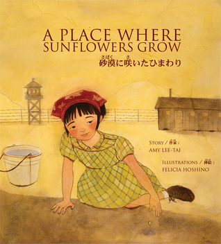 Ebook A Place Where Sunflowers Grow (砂漠咲) Japanese/ English Bilingual by Amy Lee-Tai PDF!