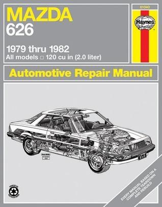 Mazda 626 1979 thru 1982