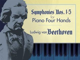 Symphonies Nos. 1-5 for Piano Four Hands