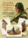 Plains Indians Portraits and Scenes: 24 Watercolors from the Joslyn Art Museum