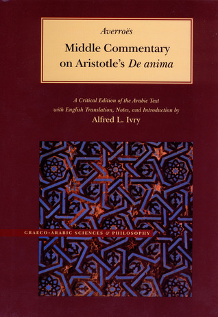 Middle Commentary on Aristotle's De anima