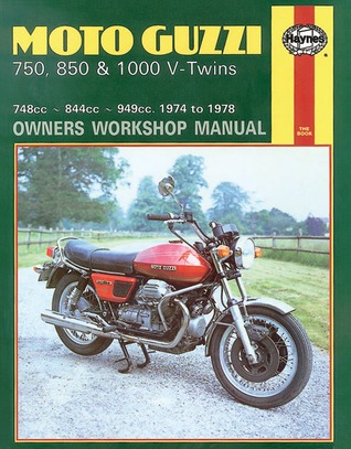 moto guzzi v twins owner s workshop manual by mansur darlington rh goodreads com moto guzzi audace owners manual moto guzzi stelvio owners manual