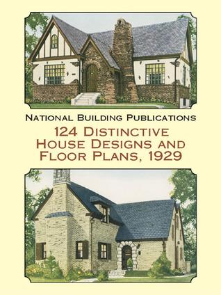 Descarga de ebook rapidshare 124 Distinctive House Designs and Floor Plans, 1929