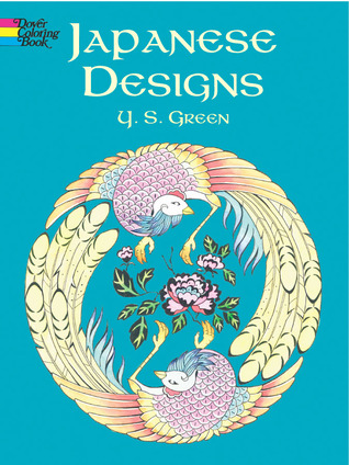 Japanese Designs Coloring Book by Y.S. Green