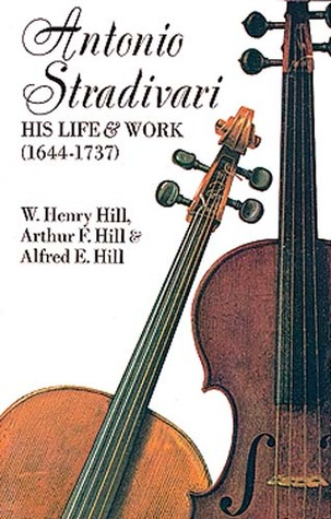 Antonio Stradivari by W. Henry Hill