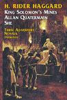 She, King Solomon's Mines, Allan Quatermain
