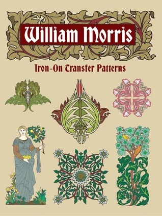 William Morris Iron-On Transfer Patterns