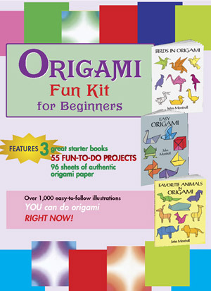 Origami Fun Kit for Beginners by Dover Publications Inc. - photo#28