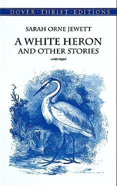 the white heron character analysis