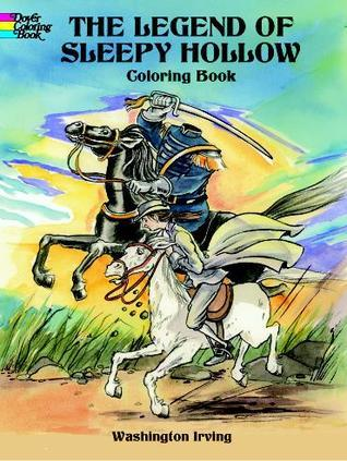 The Legend of Sleepy Hollow Coloring Book