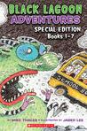 Black Lagoon Bind-Up (Black Lagoon Adventures, #1-7)