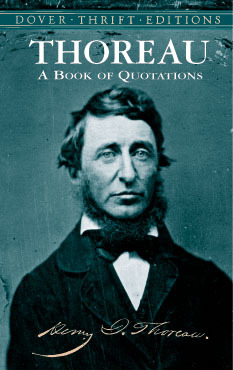 Thoreau's Book of Quotations