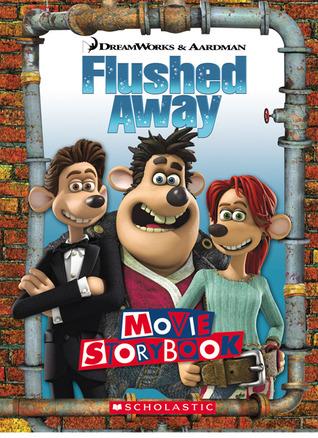 Flushed Away (Movie Storybook)