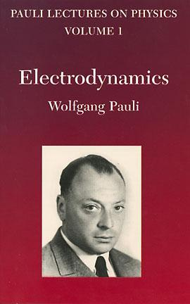 Pauli Lectures on Physics by Wolfgang Ernst Pauli