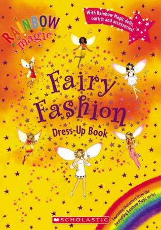 Fairy Fashion Dress-up Book